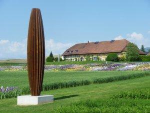 chateau de vullierens2 sculpture de herbert mehler 300x225 - Herbert Mehler