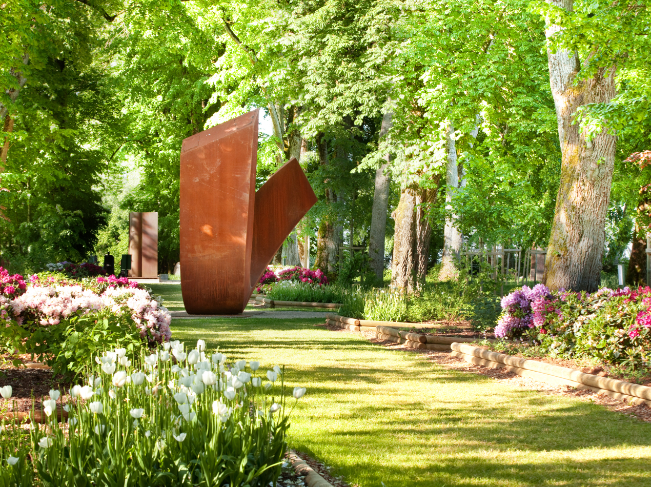 jardindesiris visitez parc sculptures - NV6 - DARING DECEPTION