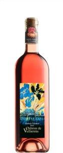 Notre bouteille de rosé.