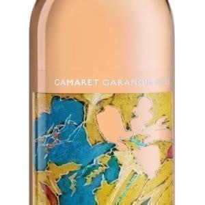 Bouteille de rosé de Gamaret-Garanoir du Château de Vullierens.