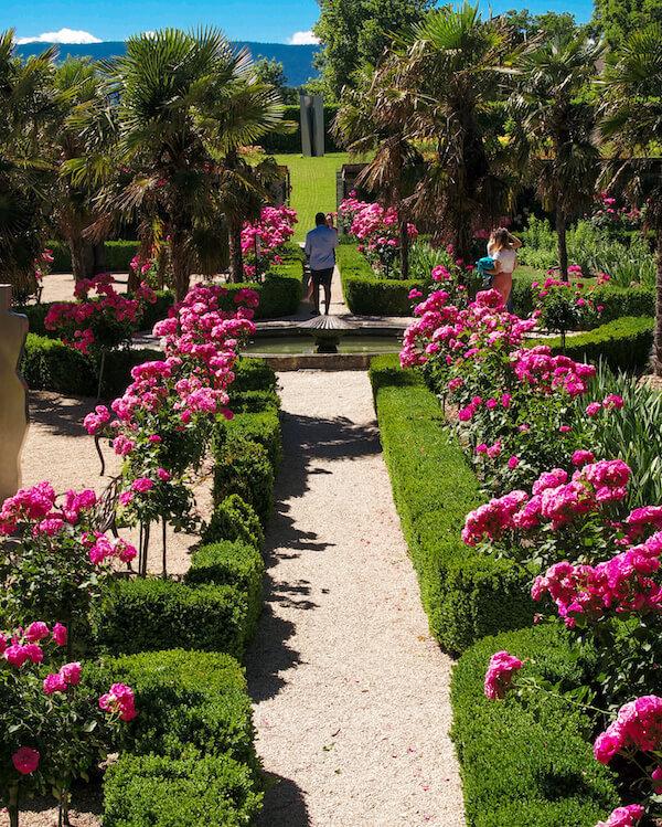 Chateau de vullierens02 jardin de doreen 600x749 - Pass de saison adulte