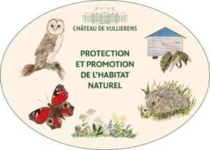 chateau de vullierens Logo Protection Habitat Naturel 300x215 - Biodiversity