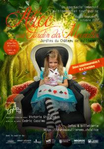 chateau de vullierens alice au jardin des merveilles 211x300 - Programme automnal